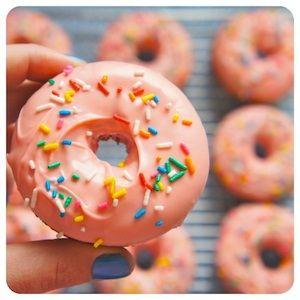 Rosquinha de Leite Condensado - Receitas de Donuts e Rosquinhas - I COULD KILL FOR DESSERT