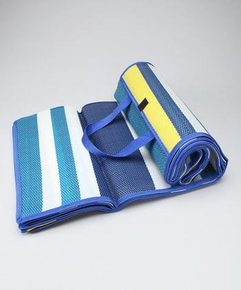 Stripe beach mat | Zulily