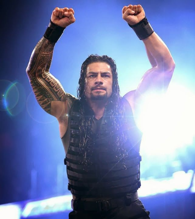 roman reighns photos | Roman Reigns Tattoo S Pictures Images