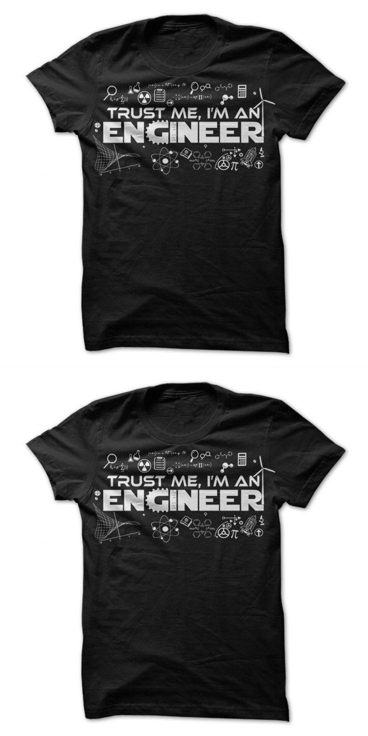 TRUST ME IM AN ENGINEER  Guys Tee Ladies Tee Dingo Engineer Pull-on 10 Pull On Engineer Boots Pull On Engineer Boots Botas Mayura Engineer Pull Oil