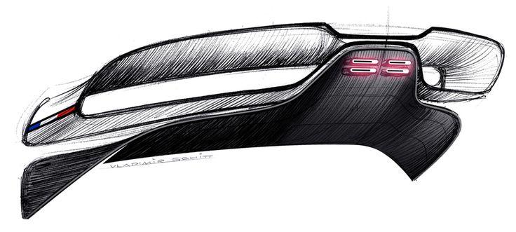 — gashetka: 2016 | Citroen C3 WRX | Design by...