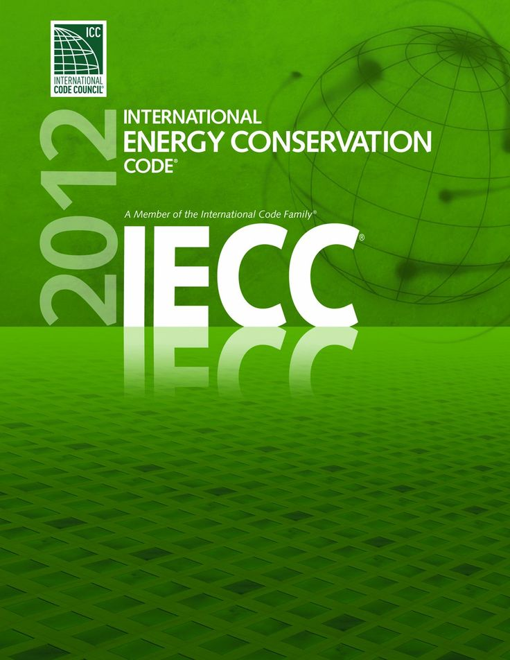 2012 International Energy Conservation Code (International Code Council Series) by International Code Council. For the most current information on energy conservation code requirements, refer to the 2012 INTERNATIONAL ENERGY CONSERVATION CODE. This highly beneficial resource fosters energy conservation through efficiency in envelope design, mechanical systems, lighting systems, and through the use of new materials and techniques. With this comprehensive and cuttingedge coverage, it is a...