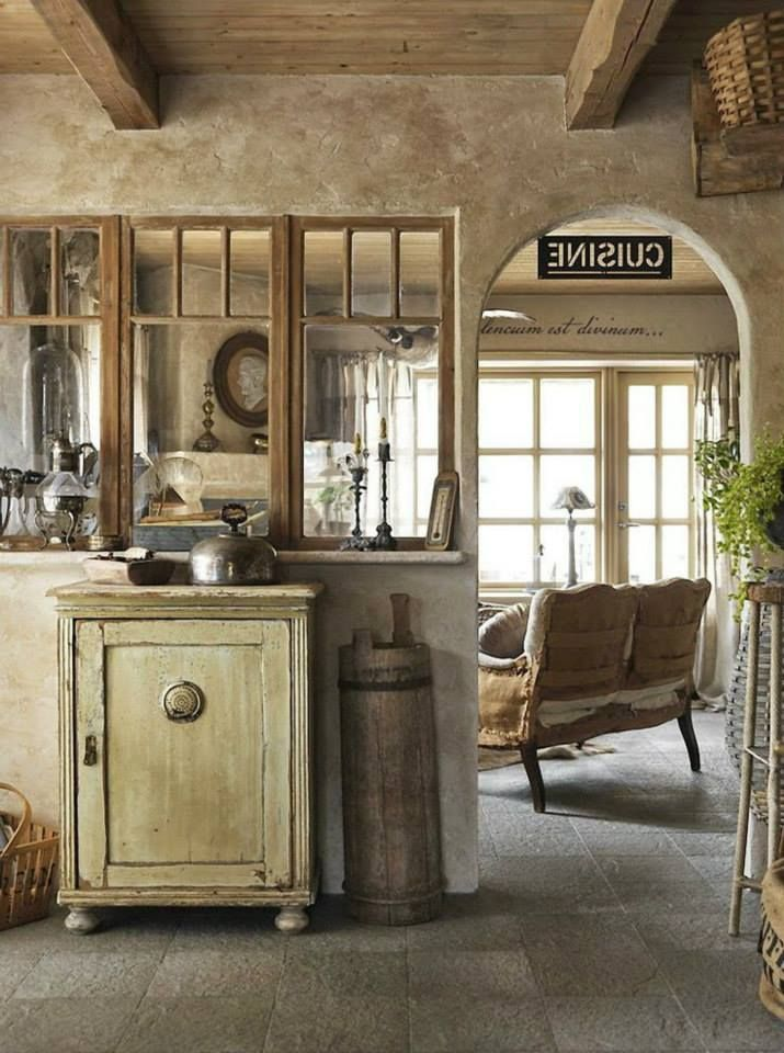 20 best Campagne chic images on Pinterest | Architecture, Kitchen ...