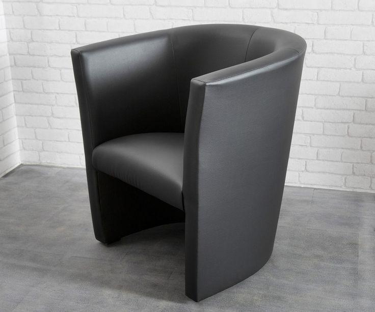 Cocktailsessel Goya Schwarz Designer Sessel Lounge Sessel
