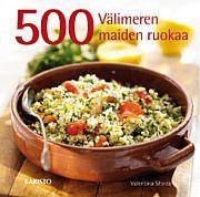 500 välimeren maiden ruokaa