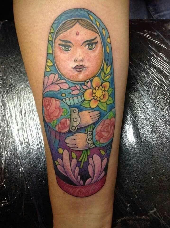 #tattooart #mamushka #sirak