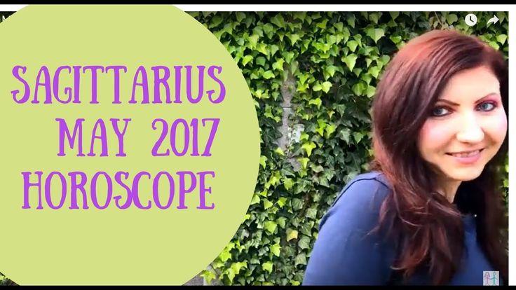 Sagittarius May 2017 Horoscope