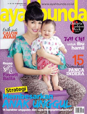 Ayahbunda's 18th cover on 2013