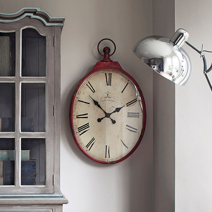 36 best clocks images on Pinterest Wall clocks Metal walls and