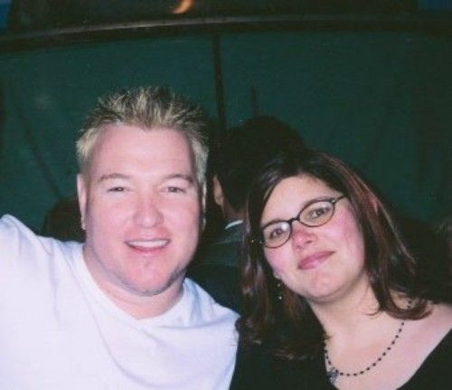 Steve Harwell of SmashMouth