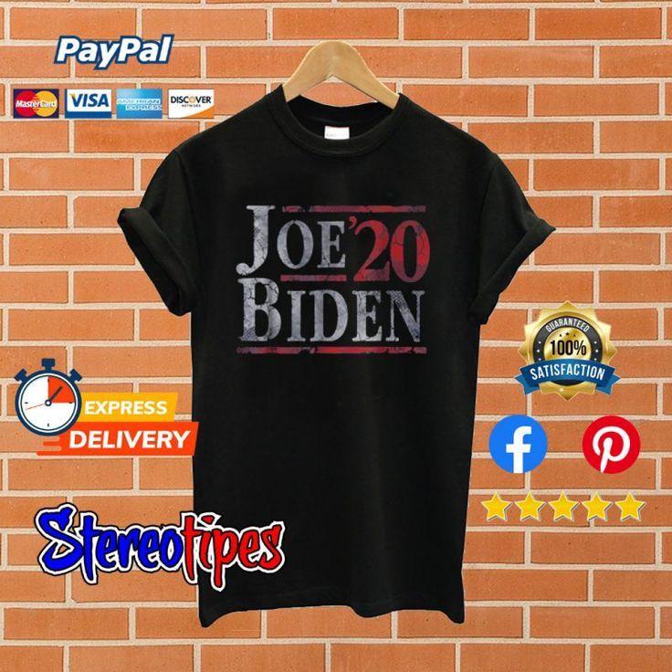 Joe Biden 2020 Youth Teenagers Fashion Short Sleeve T Shirts