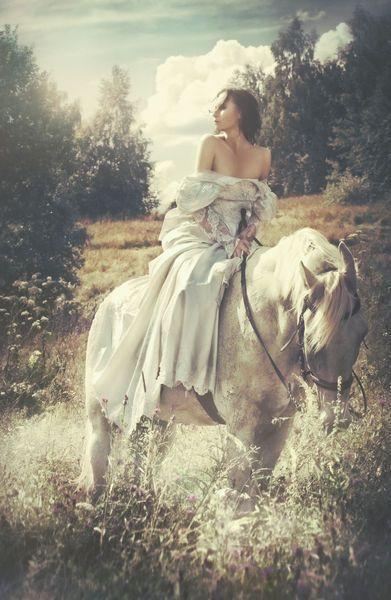 'Runaway Bride.' by Petrova JuliaN
