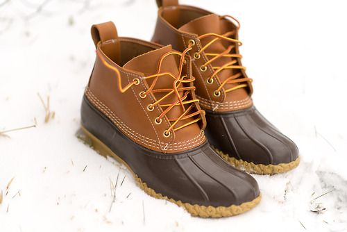 A Collected Shoe Review: L.L. Bean Boots 6""