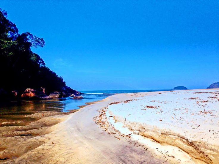 Praia do Puruba Ubatuba - SP