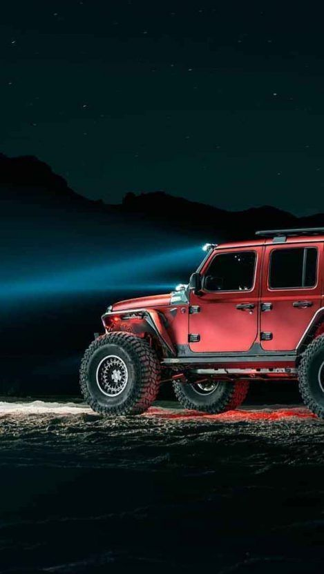 Jeep Night Offroad Iphone Wallpaper Jeep Wallpaper Car Iphone Wallpaper Car Wallpapers
