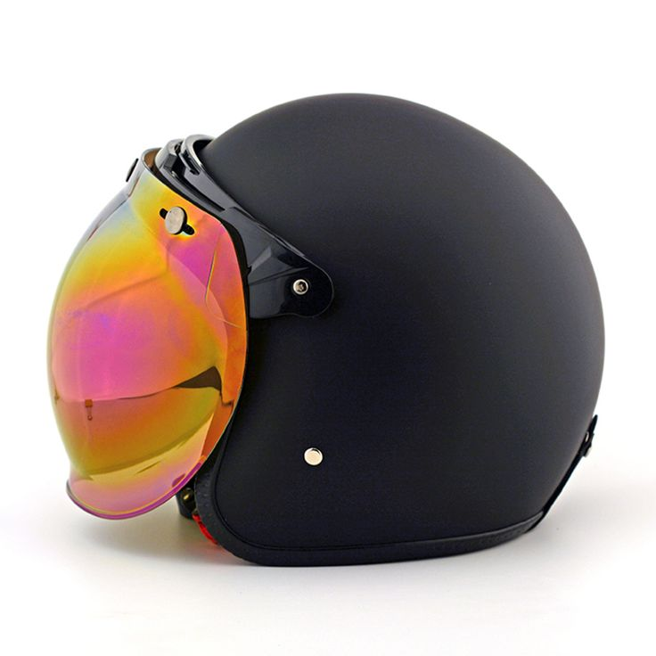 promo vintage motorcycle windshield harley helmet bubble shield pilot helmet visor jet scooter #motorcycle #windshields