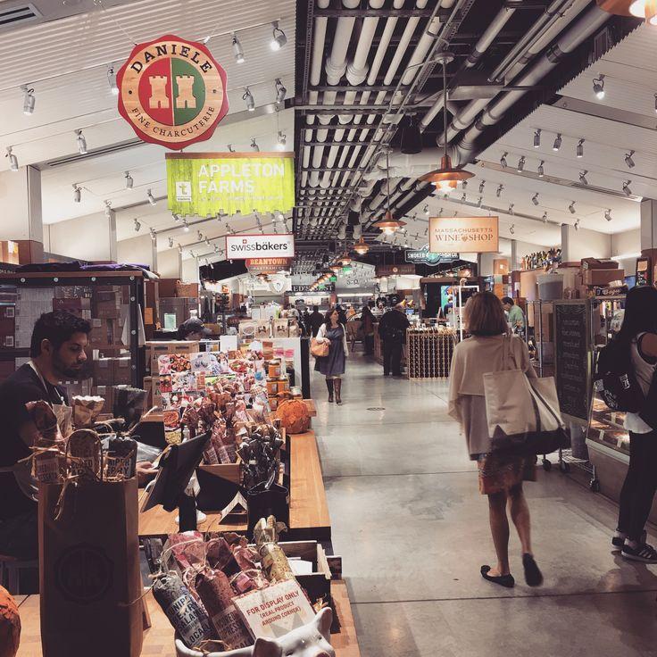 Mercado público de boston