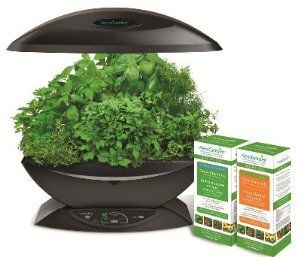 Aerogrow Aerogarden 7 W Gourmet Herb Grow Anything Kit 400 x 300