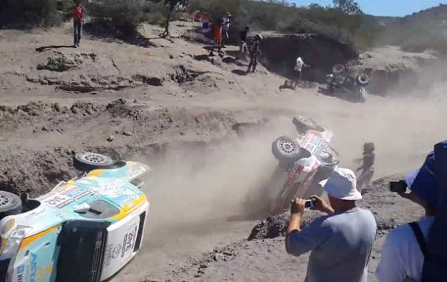 These Dakar Rally Drivers Show Us Just How Difficult the Track Is!