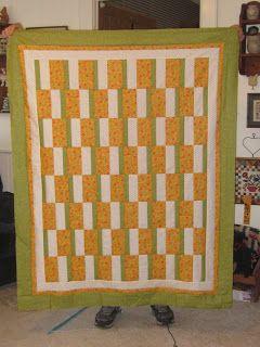 Luv 2 Stitch Oklahoma quilt