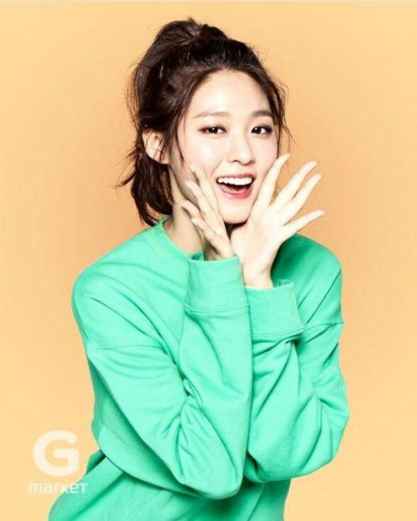 SeolHyun AOA   G Market