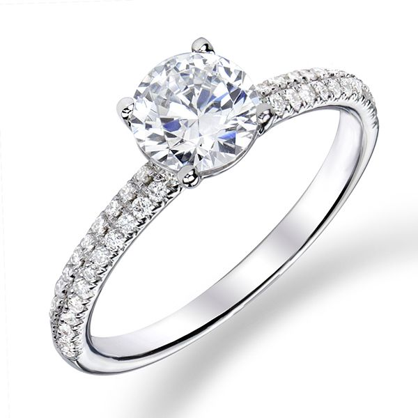 classique creations designer engagement rings and wedding bands diamonds direct charlotte birmingham - Cute Wedding Rings