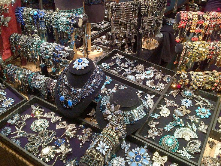 Daniel Pollack, Costume Jewelry, Toronto