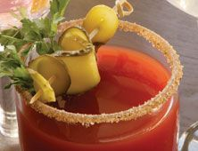 Spicy Caesar & Bloody Mary