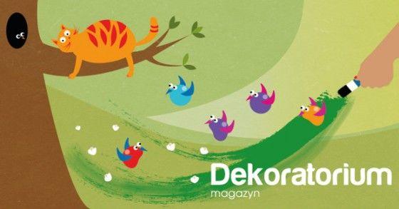 Trwa nasz wiosenny konkurs! :) Zapraszamy!  http://dekoratorium.com/aktualnosci/konkurs-bajkowa-wiosna/