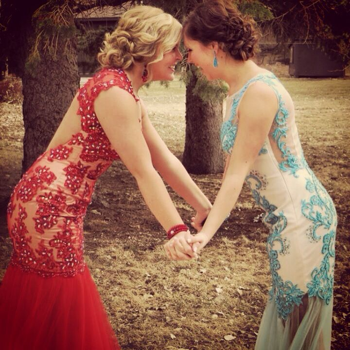 Best Friend Prom picture!