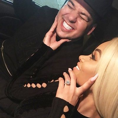 Blac Chyna's Engagement Ring From Rob Kardashian: All the Details on the Massive 7-Carat Diamond