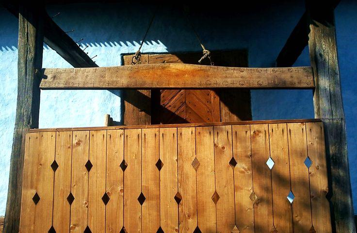 Toaca (a religious percution instrument)