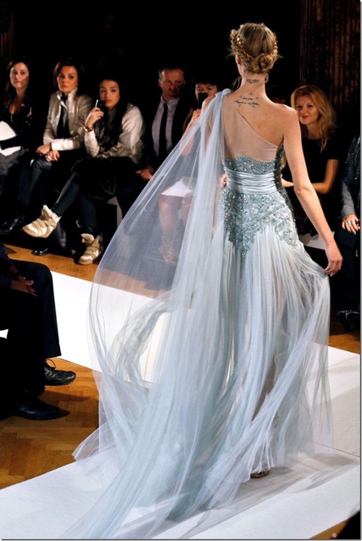 Paris Haute Couture Week: Best of Zuhair Murad SS2013