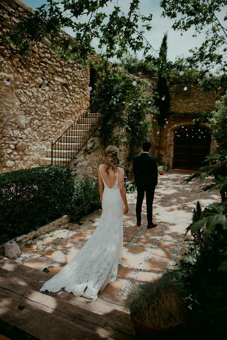 Best Place To Get Married In Spain Best Spanish Villas Near Barcelona Spanishvillas Spainwedding B Wedding Spain Spanish Wedding Dress Barcelona Wedding