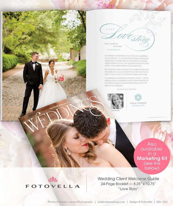 Best Wedding Photography Brochure Images On