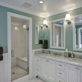 master bathroom colors | Bathroom Master Bedroom Paint Color Ideas Design, Pictures, Remodel ...
