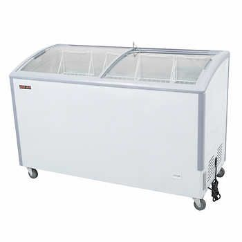 New Air 13 cu. ft. Ice Cream Chest Freezer