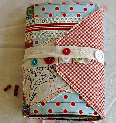 Scrapbook e Costuras: uma combinação incrível - Eu (Lele), ele e as crianças