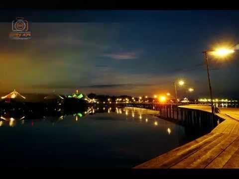 Timelapse Sunset BJBR Probolinggo City Indonesia
