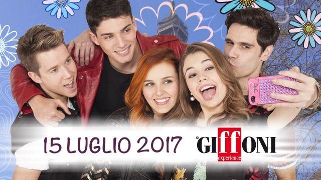 Maggie e Bianca al Giffoni Film Festival 2017