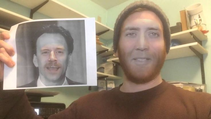(Video) - I too did a face swap.