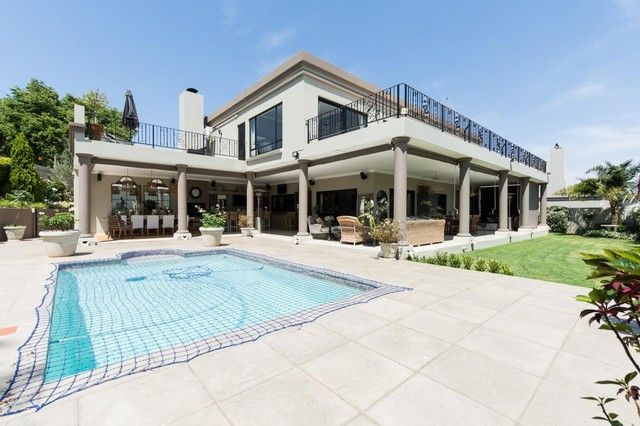 5 Bedroom House For Sale in Bryanston | Meridian Realty