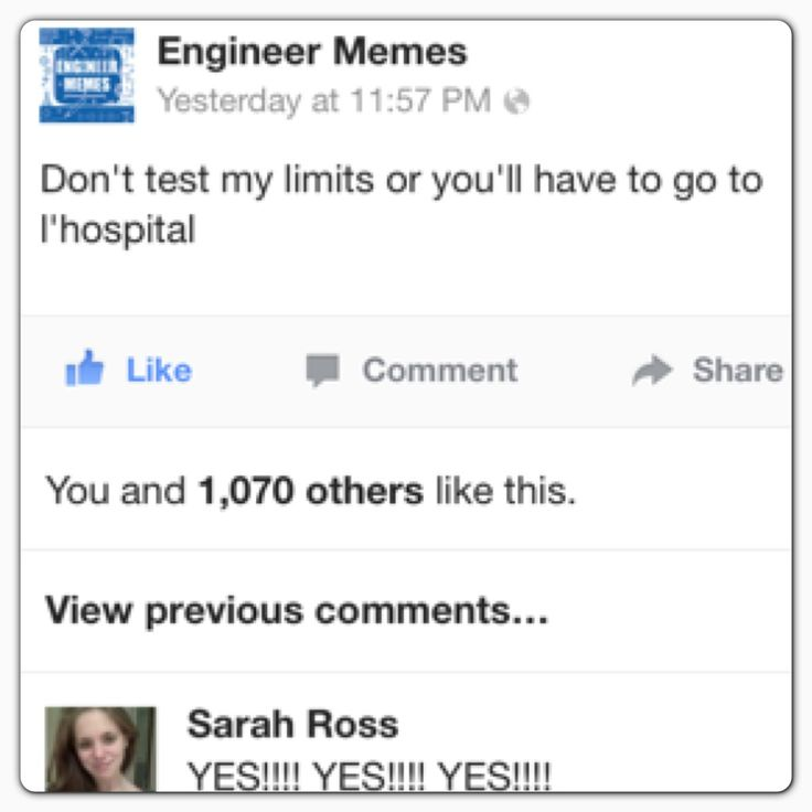Engineering Memes l'Hôpital's LOL