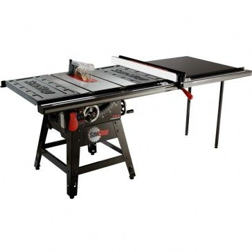 """35504 - SawStop 1.75HP 10"""" Contractor Table Saw w/ 52"""" Fence"""