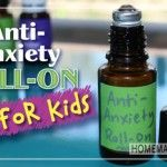 Image credit: Homemade Mommy Anxiety disorders affect 1 in 8 children. Studies show that children with anxiety disorder who are untreated are at high risk of performing poorly in academics. Here is a natural way to treat your kids who suffer from any form...