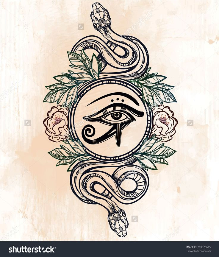 stock-vector-hand-drawn-vintage-tattoo-art-vector-illustration-isolated-ancient-egypt-design-in-linear-style-269876645.jpg (1364×1600)