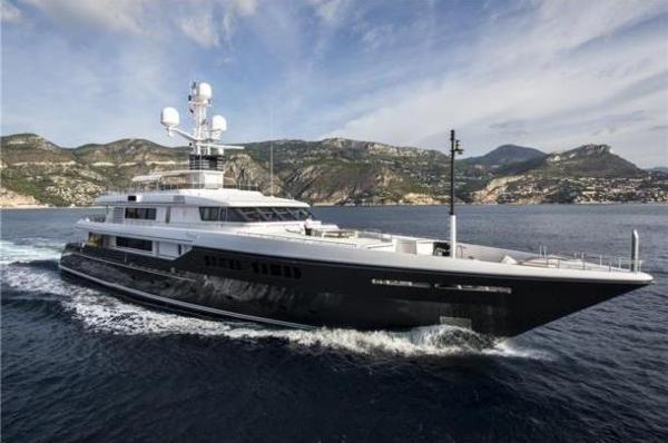 Codecasa superyacht for sale