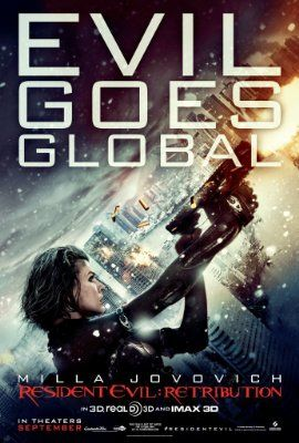 ~#UPDATE~ Resident Evil: Retribution (2012) Watch film full free without downloading membership registering