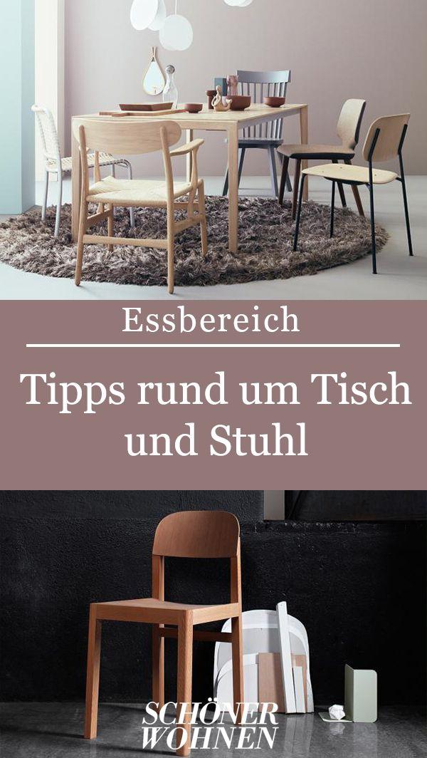 Ein Guter Platz Auf Dem Stuhl Bild 4 Esszimmer Gestalten Wohnzimmertische Schoner Wohnen