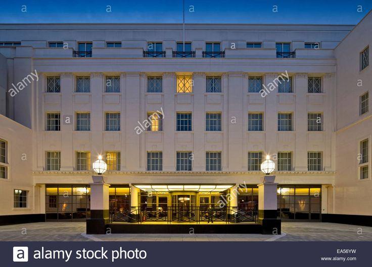The Beaumont Hotel London United Kingdom Architect Reardon ~ The Beaumont United Kingdom